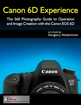 Canon 6D Experience book manual guide how to use master tips tricks