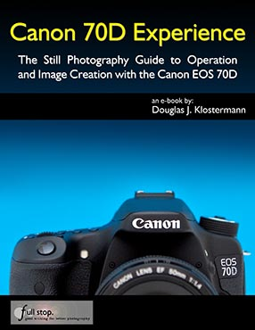 Canon 70D Experience book manual guide how to use learn tips tricks