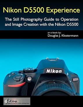 Nikon D5500 Experience book manual guide how to use learn tips tricks