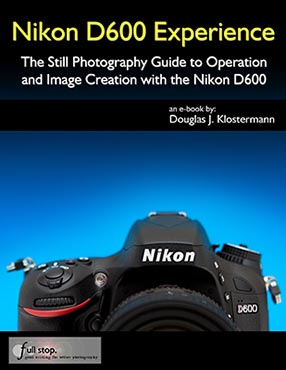 Nikon D600 Experience book manual guide how to use master tips tricks