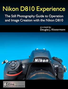 Nikon D810 Experience book manual guide how to use master tips tricks