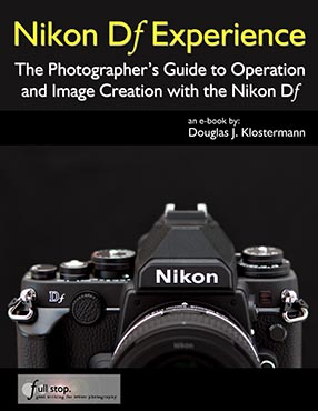 Nikon Df Experience book manual guide how to use master tips tricks