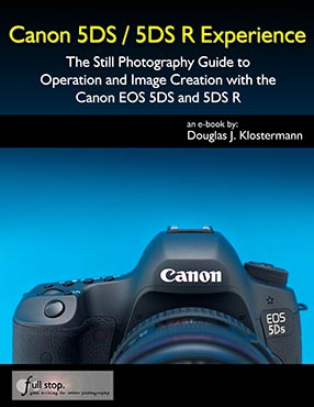 Canon 5DS 5DSR Experience book manual guide how to use learn tips tricks
