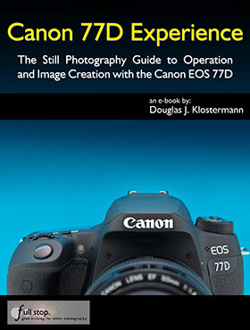 Canon 77D Experience book manual guide how to tips tricks quick start