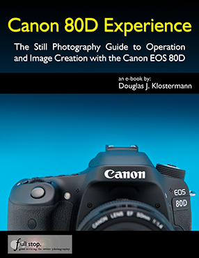 Canon 80D Experience book manual guide how to use learn tips tricks