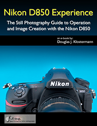 affiliate graphic Nikon D850 Experience Cover 200x260