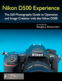 affiliate graphics Nikon D500  Experience Cover 200x260
