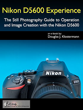 Nikon D5600 Experience book manual guide how to tips tricks quick start