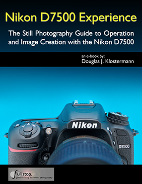 Nikon D7500 Experience user guide book manual how to use master tips tricks quick start